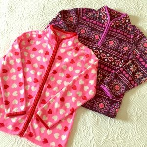 Oshkosh Fleece Sweaters